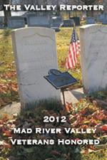 2012 The Valley Reporter Veterans Issue