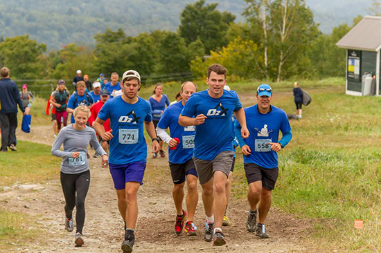 O2X Summit Challenge capitalizes on its natural setting