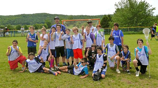 Mad River 5/6 boys' lacrosse