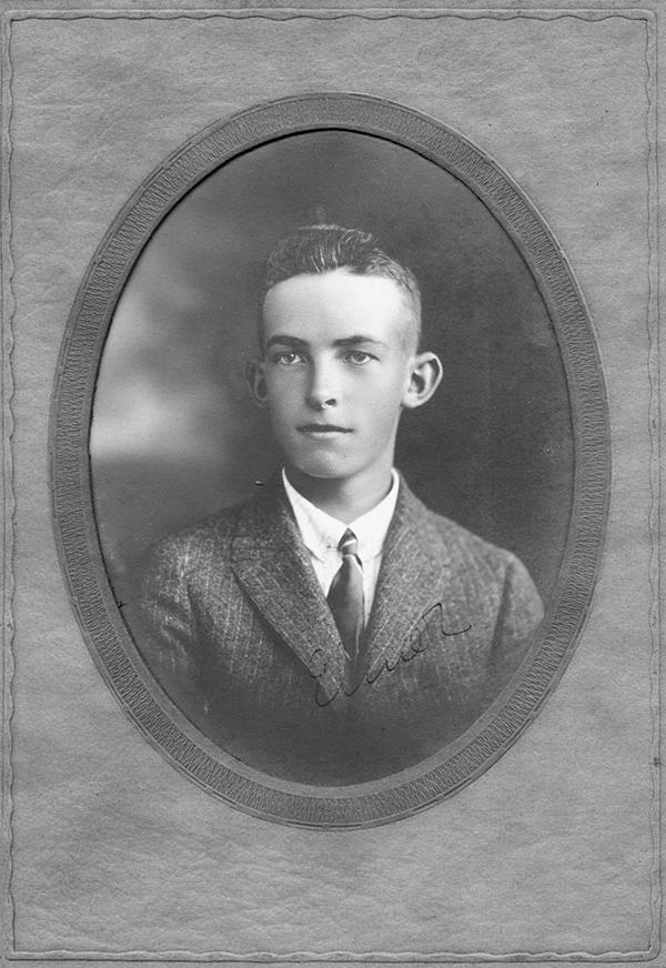 Elmer Robert Mehuron