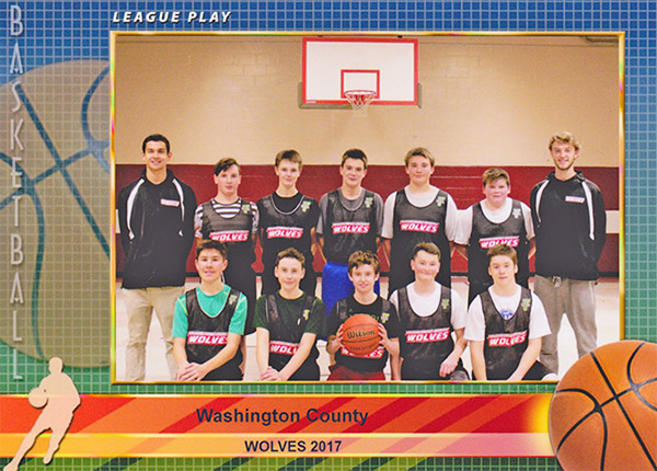 Washington County Wolves take on Amateur Athletic Union basketball
