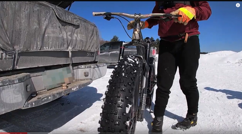 Fat Biking in The Mad River Valley