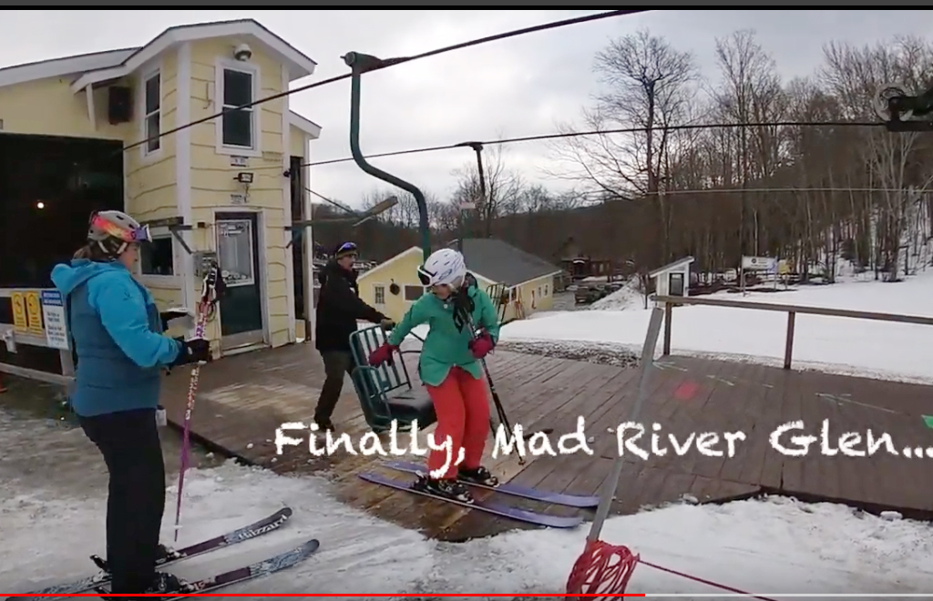 Mad River Valley Reality - Skiing 3 Mountains in 1 Day!