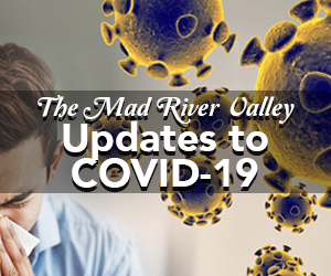 The Valley Reporter COVID-19 updates for the Mad River Valley
