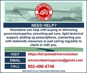 MRV Volunteer Response team
