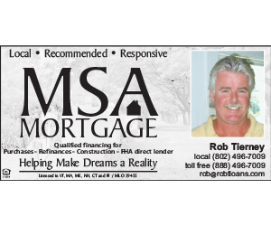 MSA Mortgage - Rob Tierney