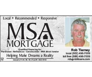 MSA Mortgage - Rob Tierney