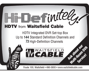 Waitsfield Cable