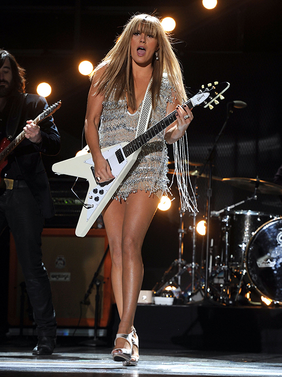 Grace Potter. Photo: Bill Cohen
