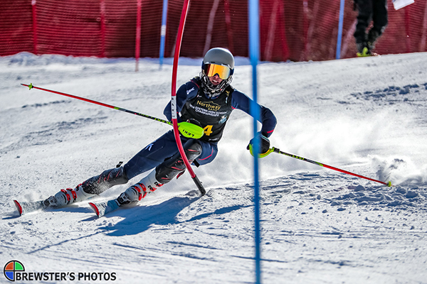Harwood attends alpine championships