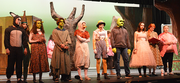 Shrek Cast Members