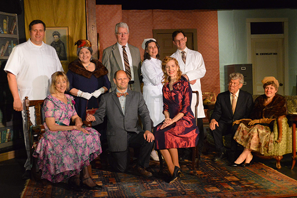 "The Valley Players' production of ""Harvey"" opens Friday, May 31. Curtain is at 8 p.m"