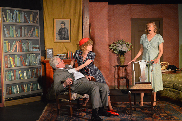 The Valley Players present 'Harvey', photo Katie Martin