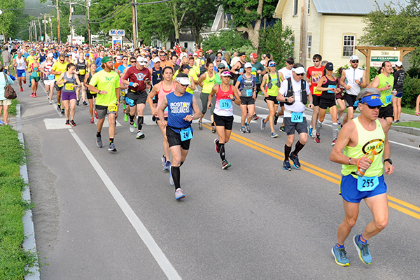 Mad Marathon hosts 650 runners, 300 volunteers