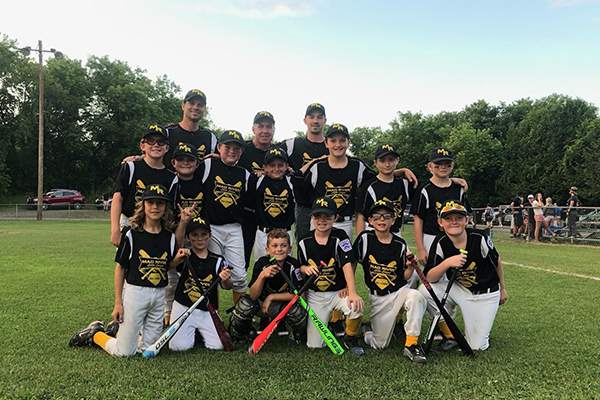 Mad River 8-10 All Stars play in championship