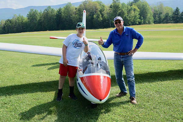 Sugarbush Soaring hosts AeroCamp