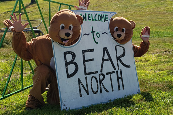 Meg Schultz's new event, Bear North, had music, beer, camping and more on August 2 and 3.