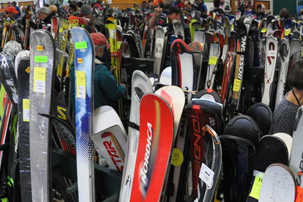 How a ski swap helped forge a culture of community