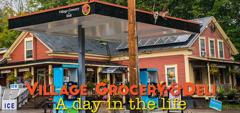 A day in the life of Village Grocery