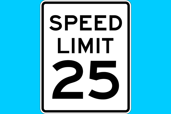 Speed limit coming to Powderhound Road