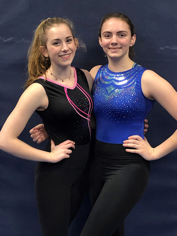Lynn Russell and Delana Cheney  placed first and second, respectively, on the vault at a January 4 meet against South Burlington. At the same meet, Cheney placed first on bars and beam and Russell took second on both. Cheney came away with a top spot on floor.