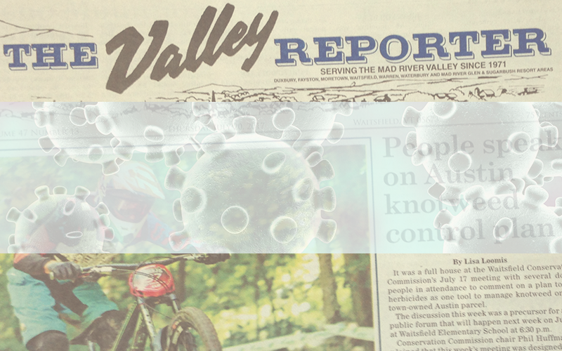 Valley Reporter readers offer support