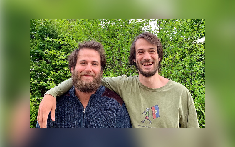 Waterbury brothers Rory (left) and Ryan (right) Van Tuinen felt hopeless in the face of addiction, depression and isolation. Then, an experience with plant-based medicine changed their lives forever.